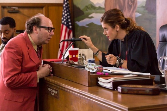 Bad Judge (NBC) Episode 4 Knife to a Gunfight (15)