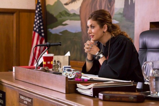 Bad Judge (NBC) Episode 4 Knife to a Gunfight (14)