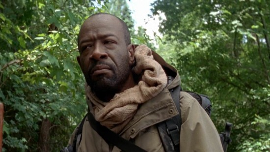 Morgan - The Walking Dead