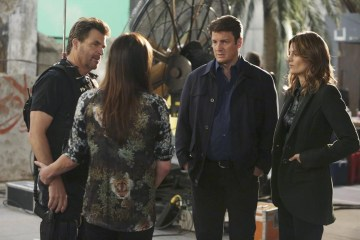 TED MCGINLEY, KRISTA ALLEN, NATHAN FILLION, STANA KATIC