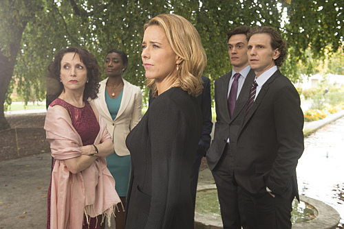 Madam Secretary 111 Game On 10