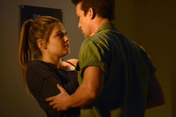 Red Band Society episode 8 Get Outta My Dreams, Get Into My Car (2)