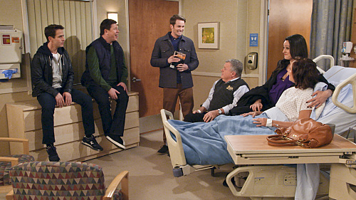The McCarthys Season 1 Episode 7 Arthur and Marjories Night Apart 01