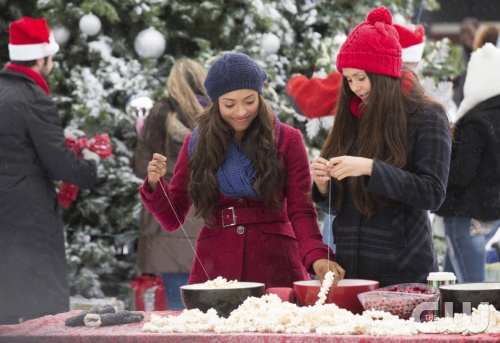 The Vampire Diaries Season 6 Episode 10 Christmas Through Your Eyes 13