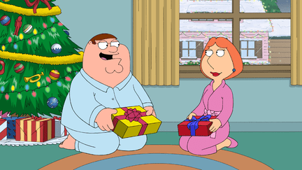 Family Guy Season 13 Episode 6 The 2,000-Year-Old Virgin (2)