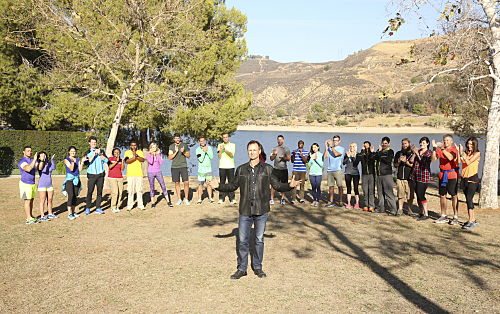 The Amazing Race Great Way to Start a Relationship Season 26 Episode 1 04