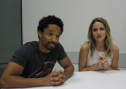 Craig and Shantel