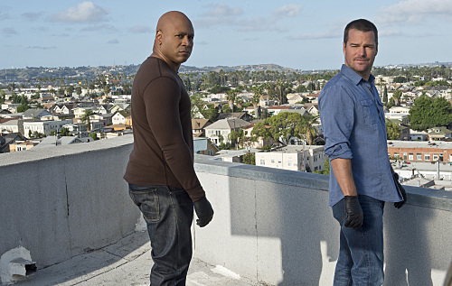 NCIS Los Angeles Field of Fire 2