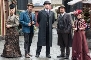 """Ripper Street """"The Beating Of Her Wings"""" Season 3 Episode 2"""