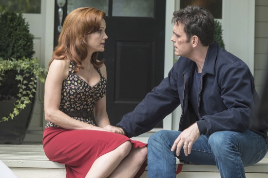 Wayward Pines Where Paradise is Home Episode 1 4