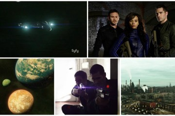 Dutch, John, D'Avin, Lucy - Killjoys