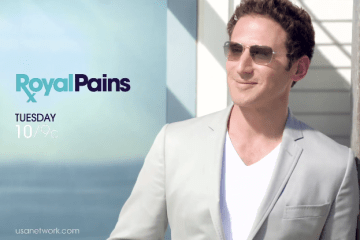 Royal Pains Lending a Shoulder Season 7 Finale 2015