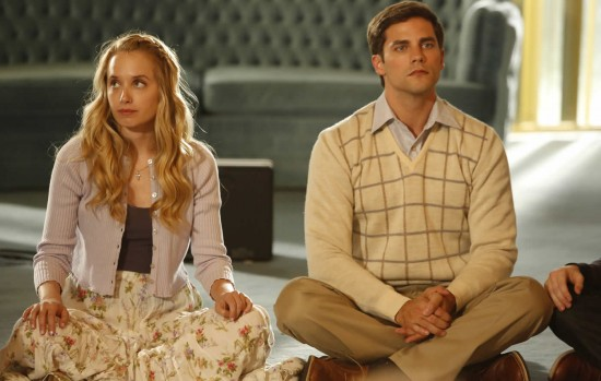 Ungodly Acts Starring Brant Daugherty & Megan Park [Lifetime TV Movie]