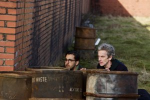 """Doctor Who """"Before The Flood"""" Season 9 Episode 4 (2)"""