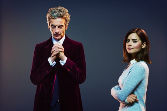 """Doctor Who """"The Woman Who Lived"""" Season 9 Episode 6 (2)"""