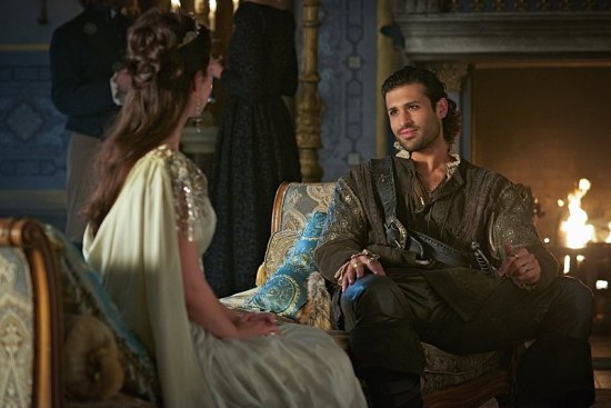 """Reign """"Three Queens, Two Tigers"""" Season 3 Premiere 2015 (3)"""