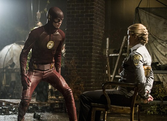 """The Flash """"Flash of Two Worlds"""" Season 2 Episode 2 (11)"""