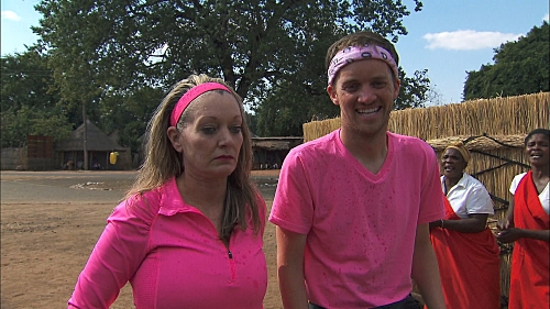 """The Amazing Race """"Good Old Fashioned Spit In The Face"""" Season 27 Episode 4 (3)"""
