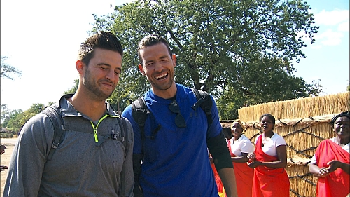 """The Amazing Race """"Good Old Fashioned Spit In The Face"""" Season 27 Episode 4 (9)"""