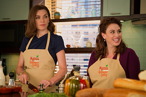 """The Good Wife """"Cooked"""" Season 7 Episode 3 (18)"""