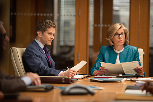 """The Good Wife """"Cooked"""" Season 7 Episode 3 (19)"""