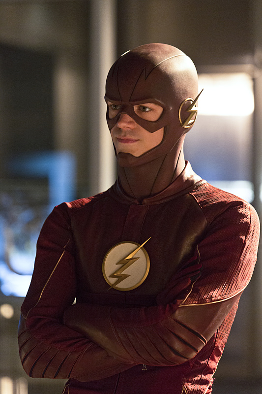 """The Flash """"Family of Rogues"""" Season 2 Episode 3 (3)"""