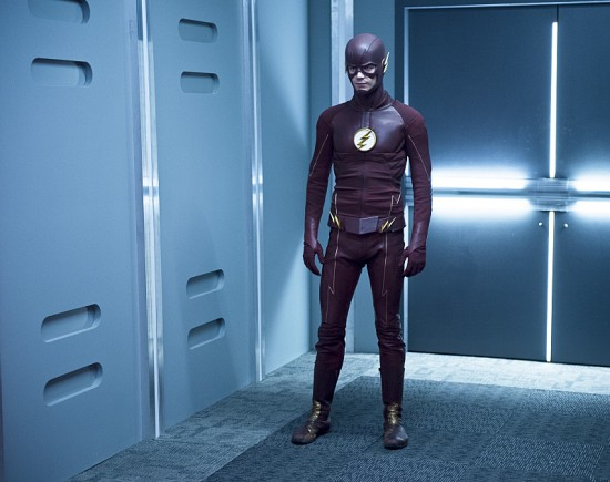 """The Flash """"Family of Rogues"""" Season 2 Episode 3 (13)"""