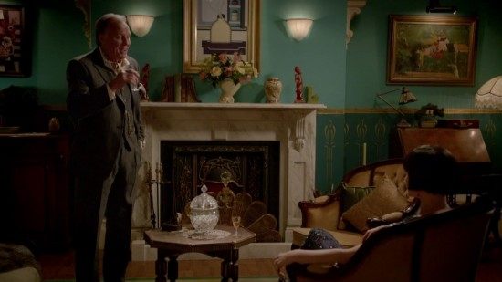 Henry and Phryne - Miss Fisher's Murder Mysteries