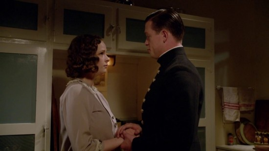 Hugh and Dot - Miss Fisher's Murder Mysteries
