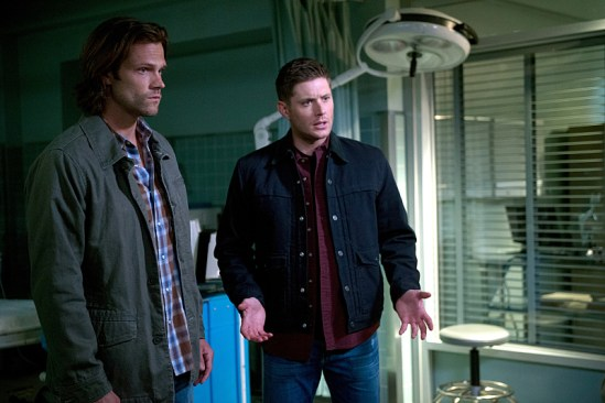 Supernatural Out of the Darkness, Into the Fire (7)