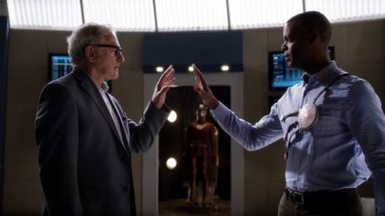 Henry and Martin - The Flash