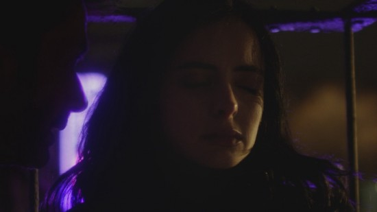 Purple Echoes Jessica Jones
