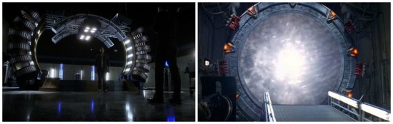 Wormholes - The Flash and Stargate SG-1