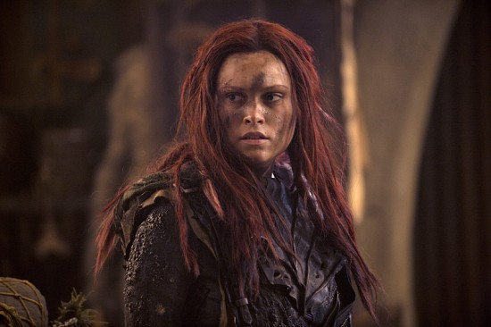 The 100 S3E1 Review 5