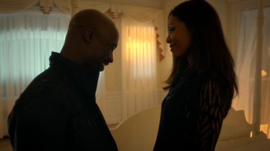 Amenadiel and Mazikeen - Lucifer