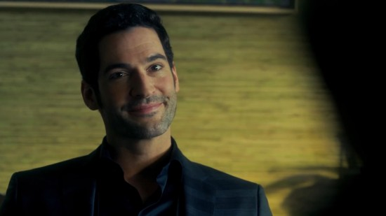 Tom Ellis - Lucifer