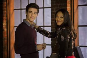 Barry and Iris - The Flash