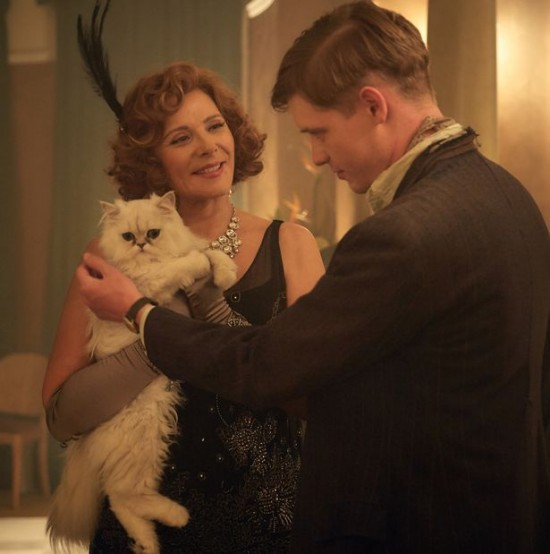 Leonard and Emily - The Witness for the Prosecution