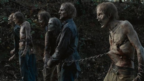 Walkers - The Walking Dead