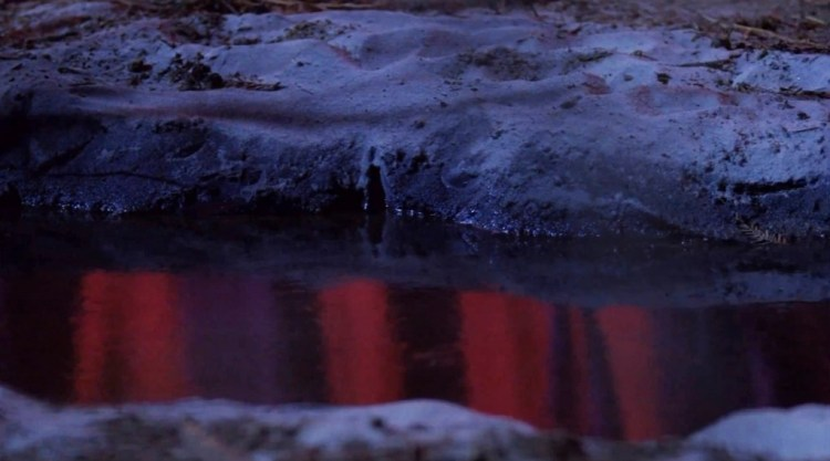 TP still - Black Lodge Reflection