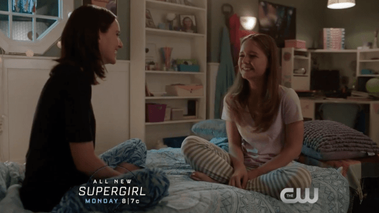 Supergirl' (Season 3): Let's Do the Time Warp Again | TV Equals