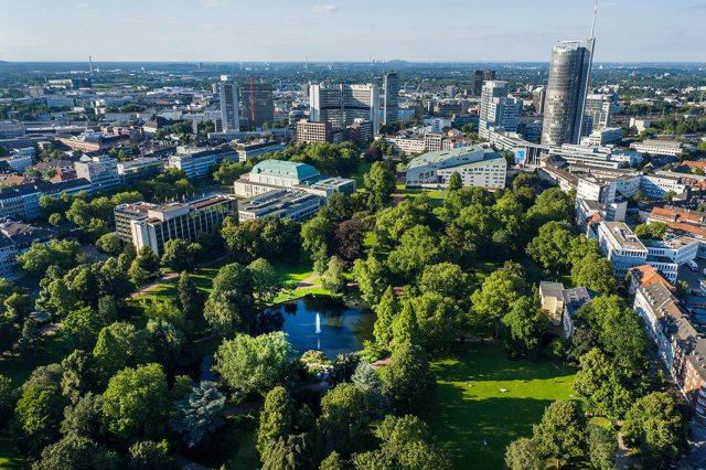 Essen é a Capital Verde Europeia 2017 - TV Europa