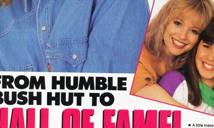 "TV Week: ""From humble bush hut to hall of fame!"" All Together Now 20th April 1991"