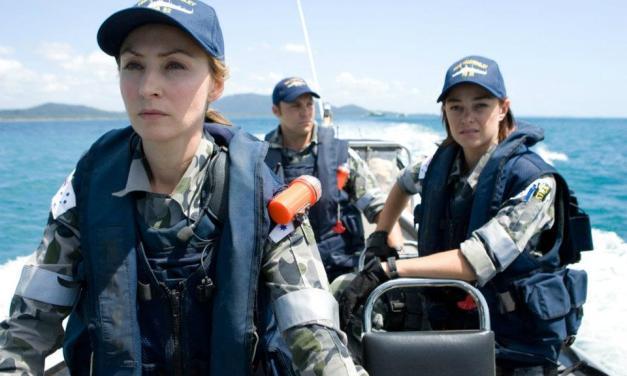 Marcia Gardner: Sea Patrol