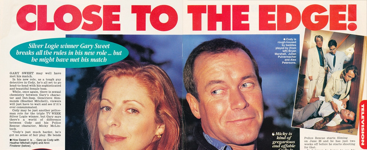 "TV Week: ""Close To The Edge!"" Cody 7th May 1994"