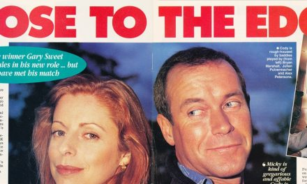 """TV Week: """"Close To The Edge!"""" Cody 7th May 1994"""