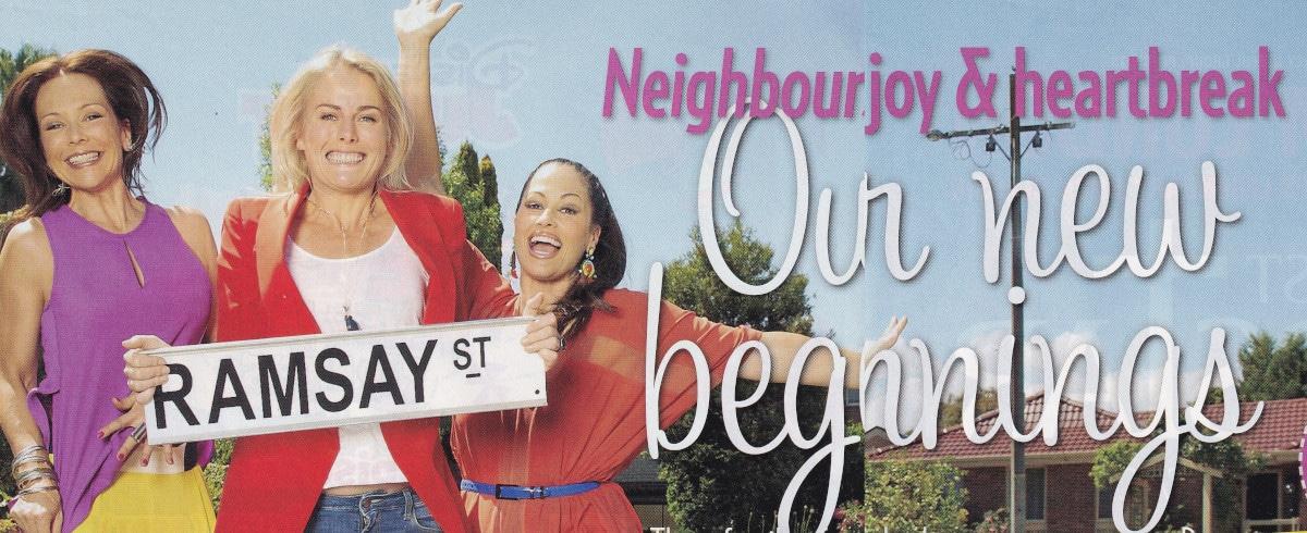 """""""Neighbours Joy & Heartbreak"""" Neighbours 2013"""
