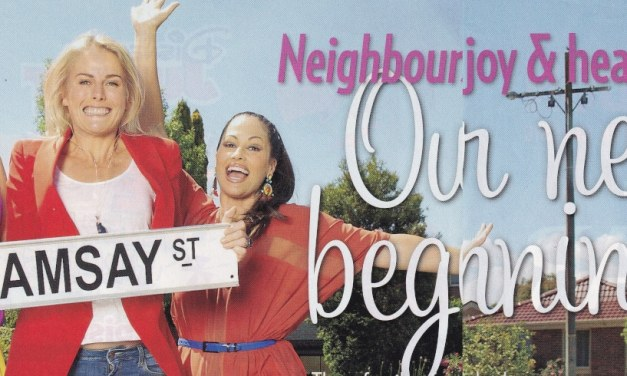"""Neighbours Joy & Heartbreak"" Neighbours 2013"