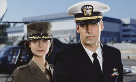 David James Elliott: JAG