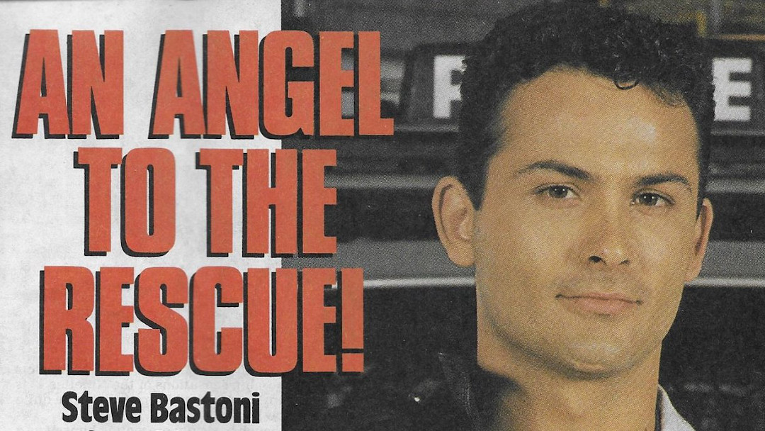 """TV Week: """"An Angle To The Rescue"""" Police Rescue 16th February 1991"""